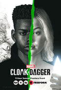 Cloak & Dagger - Poster