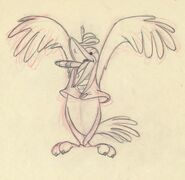 Dandy Crow sketch