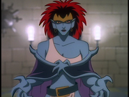 Demona wings Cloaked