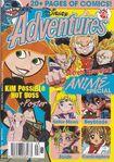 Disney Adventures Magazine Australian cover March 2003 Kim Possible