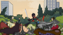 Last Stall on the Left - Ninja Won