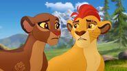 Lion Guard - Poa the Destroyer