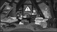 Mabel and Dipper's room I