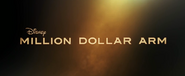 Million Dollar Arm Logo
