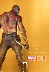 Poster gold drax