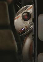 BB-8 TFA Textless Poster