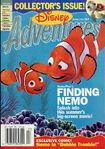Disney Adventures Magazine cover June July 2003 Finding Nemo