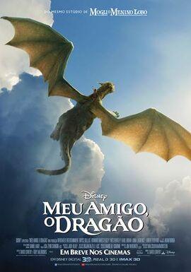 Meu Amigo O Dragão - 2016 - Pôster Nacional 03.jpg