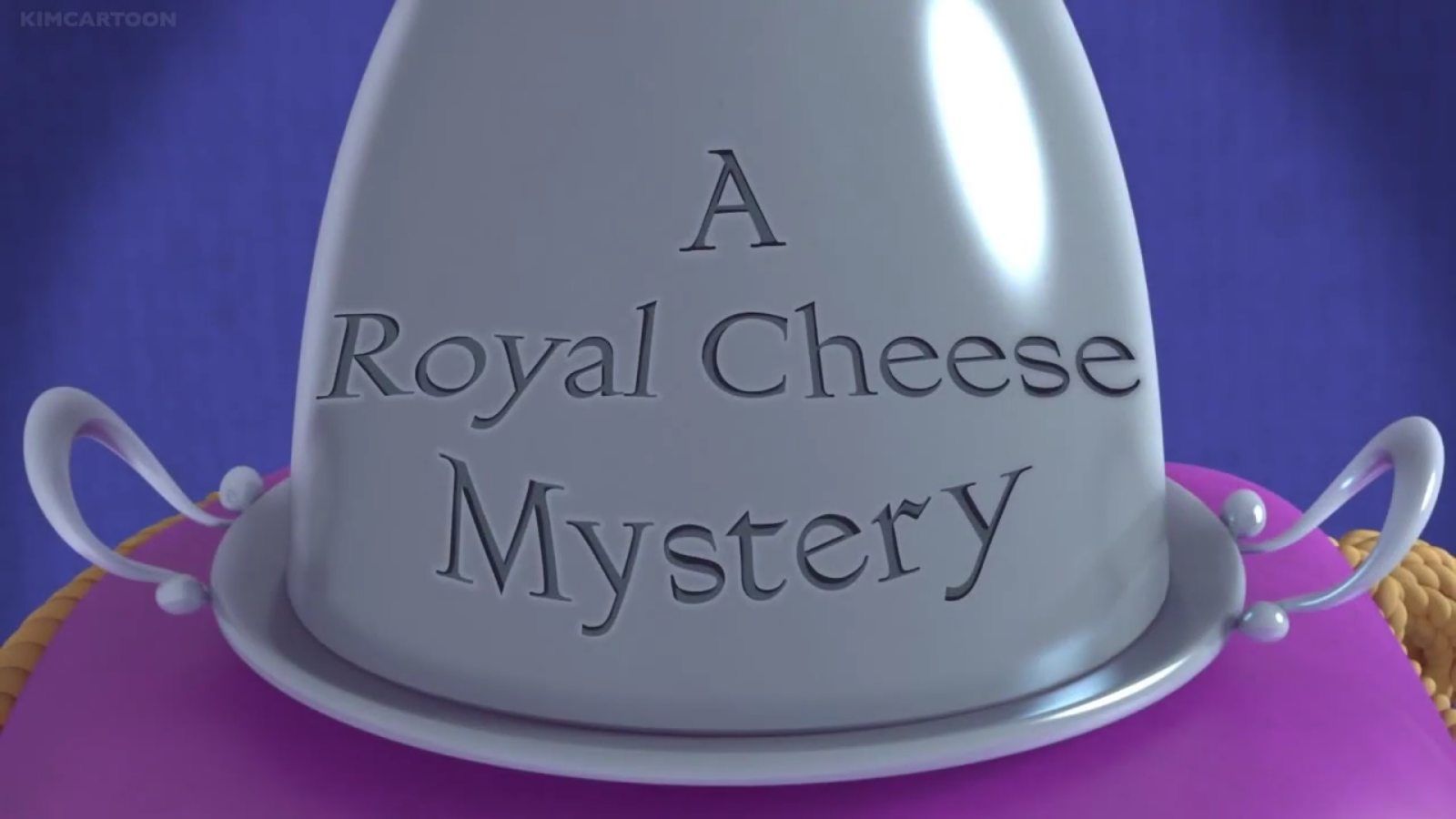 A Royal Cheese Mystery