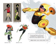 The Art of Big Hero 6 (artbook) 111