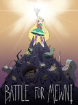 The Battle for Mewni poster