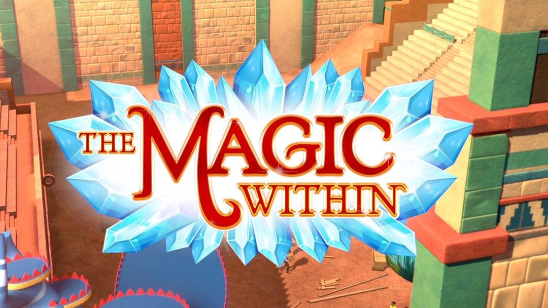 A Mágica de Dentro