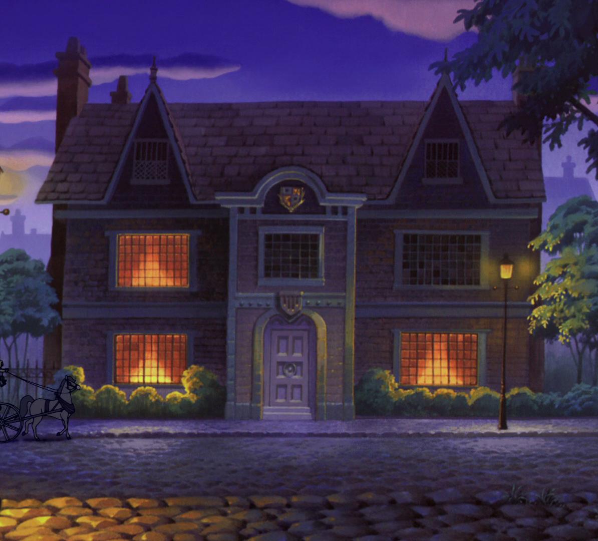 La Casa de John Rolfe
