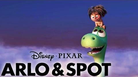 Das Pixar Vermächtnis - 20 Jahre Freundschaft wie bei ARLO & SPOT Ab 26.11