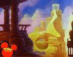 Disney Mount Olympus