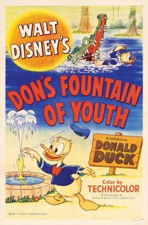 A Fonte da Juventude de Donald