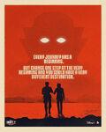 Erik Killmonger & Tony Stark promo poster