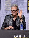 Jeff Goldblum SDCC