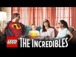 LEGO Disney•Pixar's The Incredibles Live Action Trailer