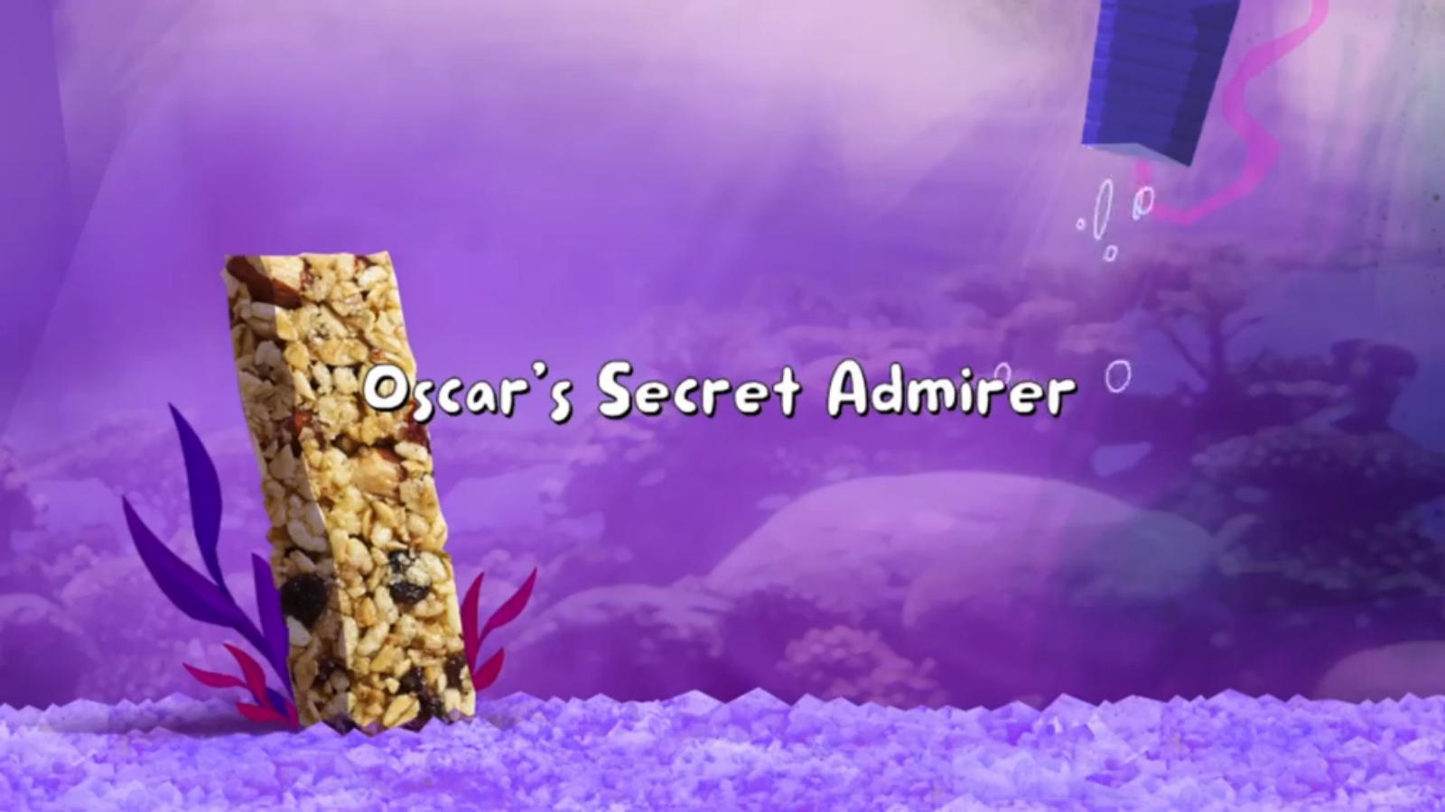 Oscar's Secret Admirer