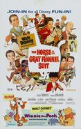 Poster of the movie The Horse in the Gray Flannel Suit