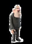 Rick Dicker Disney Infinity Render