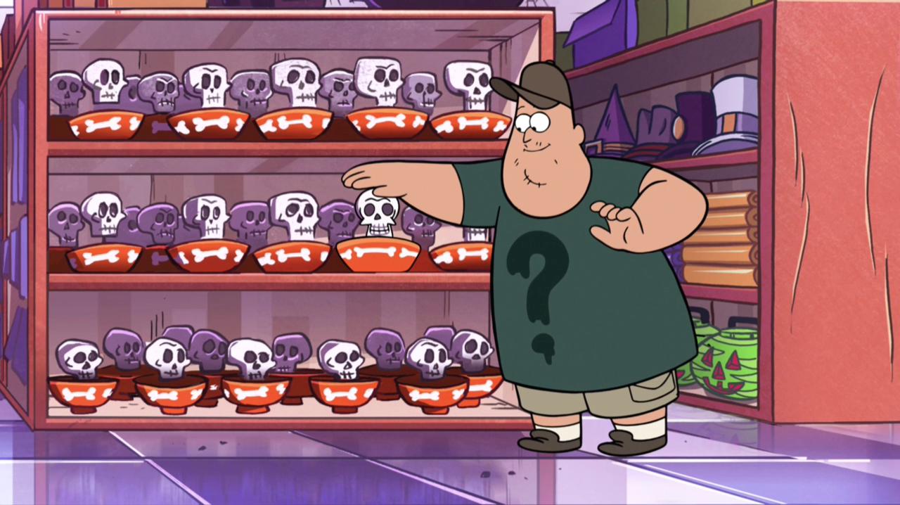 Cackling Skulls