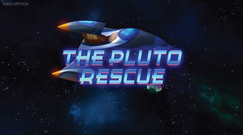 The Pluto Rescue