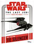 The Last Jedi Book and Model