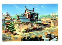 AdventuresOfTheGummiBears-TheMagnificentSevenGummies-BackgroundColorConceptArt-Shangwu05