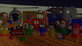 Billy's Toys