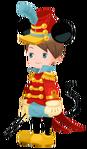 Conductor Mickey Costume Kingdom Hearts χ
