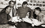 Cruella's Car production 3