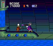 Darkwing Duck TurboGrafx-16 Gameplay 2
