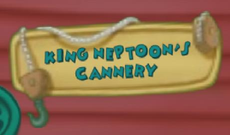 King Neptoon's Cannery