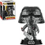 Knight of Ren heavy blade hematite chrome POP
