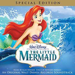 Little mermaid soundtrack cover 2006.jpg
