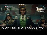 Loki - Marvel Studios - Clip Exclusivo Subtitulado I Disney+