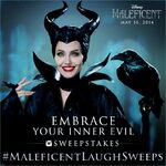 Maleficent Embrace Your Inner Evil Sweepstakes