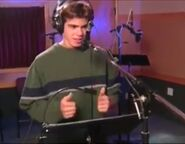 Matthew Lawrence behind the scenes Kiki's Delivery Service
