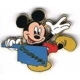 Oklahoma Mickey Pin