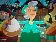 Sharky&Bones with Nanny Nell-Nanny Nell