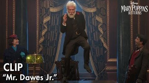 """""""Mr. Dawes Jr"""
