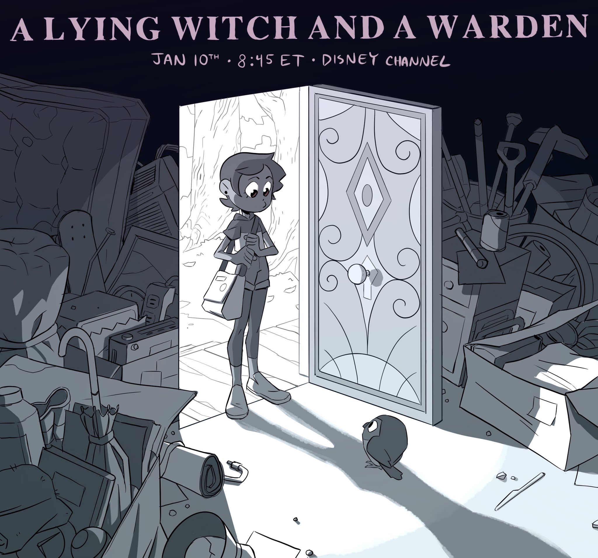 A Lying Witch and a Warden/Gallery