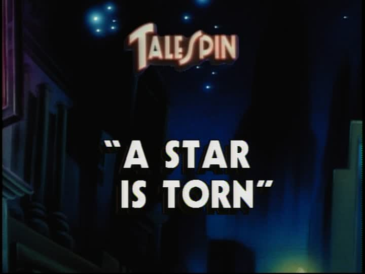 A Star is Torn