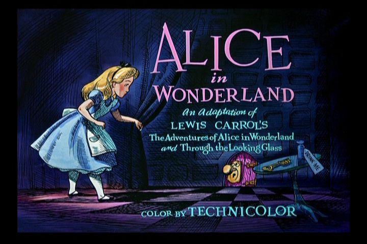 Alice in Wonderland (canção)