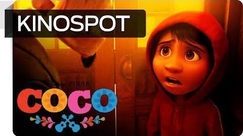 COCO - Lebendiger als das Leben Entdecke eine neue Welt Disney•Pixar HD