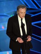 Christopher Walken 90th Oscars