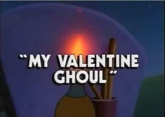 My Valentine Ghoul