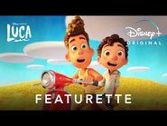 Evolution of a World - Disney and Pixar's Luca - Disney+